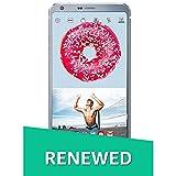 LG G6(Platinum, FullVision) (CERTIFIED REFURBISHED)