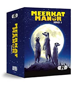 Meerkat Manor Series Three 6 disc box set [DVD]