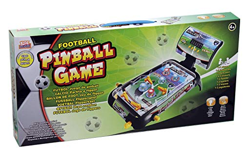 Kidz Corner Flipper Pinball Game, Multicolore, 438481