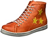 Andrea Conti Damen 0343443 High-Top, (Orange/Kombiniert 219), 40 EU