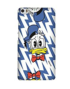 Pick Pattern with Exclusive DISNEY Characters Back Cover for Xiaomi Mi 5