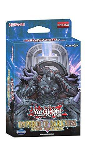 Yu-Gi-Oh! Emperor of Darkness Structure Deck, deutsch by Yu-Gi-Oh! (Prime Yu Gi Oh Karten)