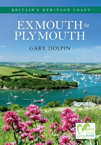 Exmouth to Plymouth: Britain's Heritage Coast by Gary Holpin (2014) Paperback
