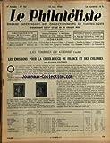 PHILATELISTE (LE) [No 60] du 15/06/1944 - LES TIMBRES DE GUERRE / LES EMISSIONS POUR LA CROIX-ROUGE DE FRANCE ET DES COLONIES PAR OLIVIER -NOUVELLE BELGIQUE -L'EMISSION BELGE A L'EFFIGIE DE LEOPOLD III -LES TIMBRES POUR JOURNAUX ET PERIODIQUES PAR BRUNEL...