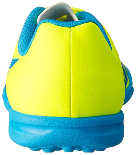 Puma Unisex-Kinder Evospeed 5.4 Tt Jr Fußballschuhe Gelb (safety yellow-atomic blue-white 04) 6XmwCc9