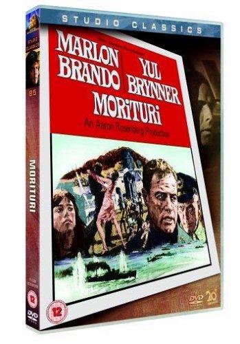 Morituri [DVD] by Marlon Brando
