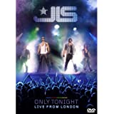 JLS - Only Tonight : Live from London [DVD]