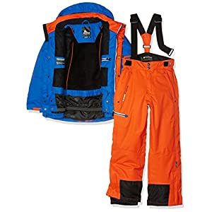 Peak Mountain Ecosmic Jungen Skianzug