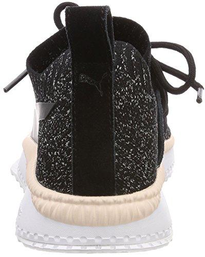 puma Noir Mixte Nero Bassi Bianco Puma puma perla Apice Tsugi Evoknit Sneakers Adulte AwOZF68q