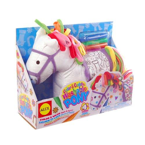 Anmalen Und Kuscheln (Pony In Einer Tasche)