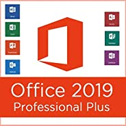Microsoft Office 2019 lifetime Professional Plus license key