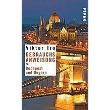 Gebrauchsanweisung für Budapest und Ungarn