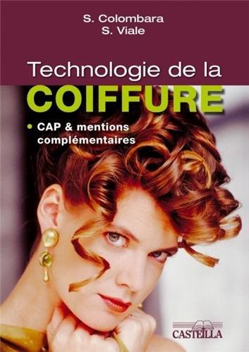 Technologie de la coiffure CAP & mentions complémentaires par Simone Viale, S Colombara