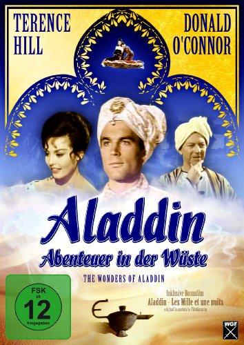 Bild von Aladdin - Abenteuer in der Wüste