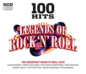100 Hits - Legends of Rock 'N' Roll