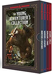 The Young Adventurer's Collection [dungeons & Dragons 4-Book Boxed Set]: Monsters & Creatures, War