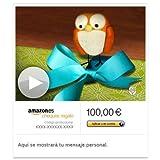 Cheque Regalo de Amazon.es - E-mail - Cumpleaños jovial (animación)