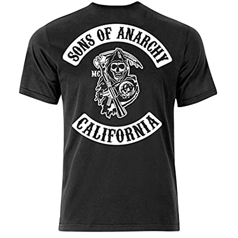 Sons Of Anarchy T Shirt (Large)