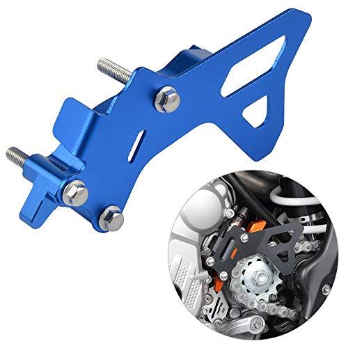 H2Racing Motor Case Platzsparer Kettenritzel Abdeckungen Ersetzen Husqvarna TC/TE/TX250/300 2017-2019,TE250i/300i 2018-2019,FC250/350 2016-2019,FE/FX250/350 2017-2019 -