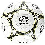Optimum Ballon de foot Classico, Homme, Classico, Black/Fluro