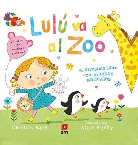 Lulú va al zoo por Camilla Reid
