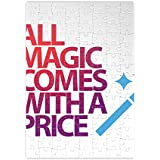 All Magic Comes With A Price Jigsaw Puzzle laberinto Jigsaw Puzzle Maze| Unique And Custom Learning Games For Kids & Adults| Learning Made Fun With Custom Design & Printed Jigsaw Puzzles