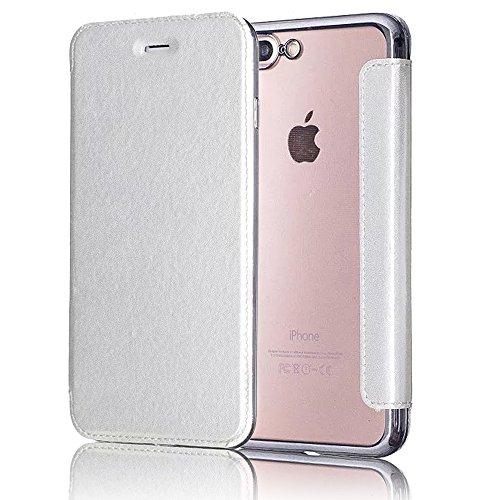 custodia iphone 6s portafoglio trasparente
