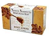 by Venezia Soapworks 2 Bar Set Venezia Soapworks Moisturizing Soap Honey Almond - 7 ounces each by Venezia Soapworks Bild