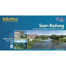 bikeline Radtourenbuch, Saar-Radweg: Von den Französischen Kanälen nach Trier, wetterfest/reißfest
