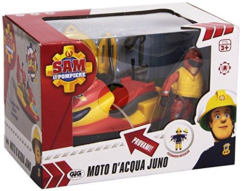 Giochi preziosi sam il pompiere moto d acqua