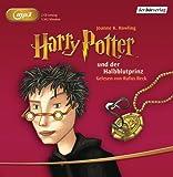 Harry Potter und der Halbblutprinz: Gelesen von Rufus Beck von Joanne K. Rowling Ausgabe ungekürzte Lesung (2010)