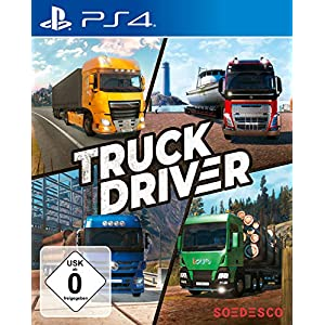 Truck Driver – [PlayStation 4]