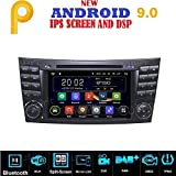 ANDROID 7.1 GPS DVD USB SD WI-FI Bluetooth autoradio 2 DIN navigatore Mercedes classe E W211 / Mercedes classe G W463 /Mercedes classe CLK W209 / classe CLS W219/ E200/ E220/ E240 / E270 / E280 / E300