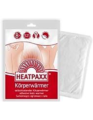 10 HeatPaxx Bodywärmer Wärmepad für 8 Std. Aktivkohle