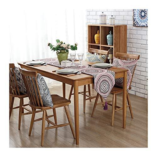 JUNYZZQ Tischläufer,Home Einfacher Tisch Flagge Tisch Couchtisch Tv Kühlschrank Europäisches Hotel Hotel Betttuch32X180Cm