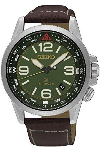 Seiko Prospex Land - Herrenuhr - braun - Seiko Uhr Militär Herren
