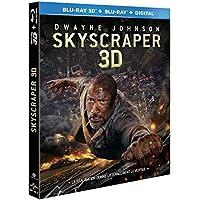 Skyscraper 3D + Blu-Ray + Digital