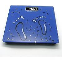 GKLD Básculas de Baño - Báscula electrónica con Pantalla Digital para Pesar con Precisión, Plataforma ultraplana.