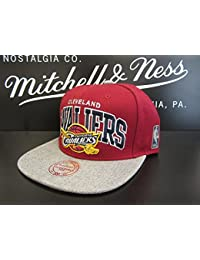 Mitchell & Ness Snapback Casquette Chicago Bulls, Cleveland Cavaliers, Rangers, Kings, Red Bull New York etc