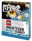 LEGO® Star WarsTM Abenteuer selbst gebaut!: Lesen - Bauen - Spielen -