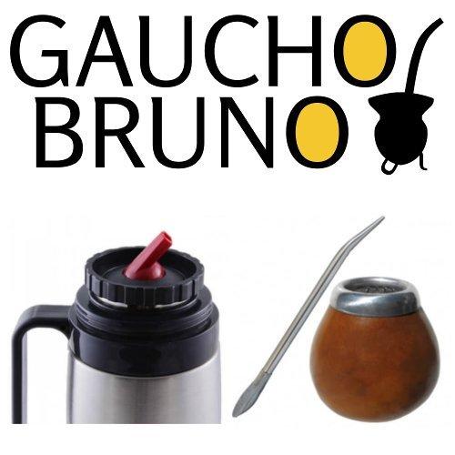 yerba-mate-gourd-bombilla-et-flask-gaucho-bruno-avec-prcision-bec-verseur