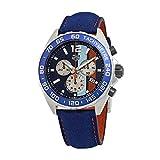 TAG Heuer Formula 1 Gulf Racing Special Edition Armbanduhr – CAZ101N.FC8243