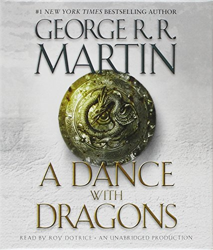 Cover and Details of A Dance with Dragons by George RR Martin (PDF)