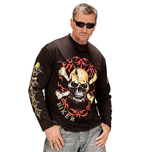 r Shirt mit Totenkopf und Knochen, Größe XL ()