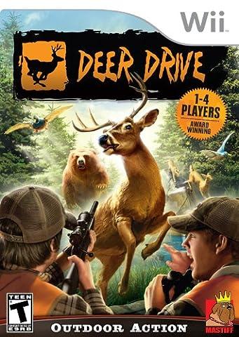 Deer Drive Nintendo Wii Game