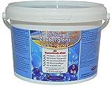 AQUA CLEAN PUR Geschirrpulver mit Salzfunktion & Express-Formel 3kg Orangenduft