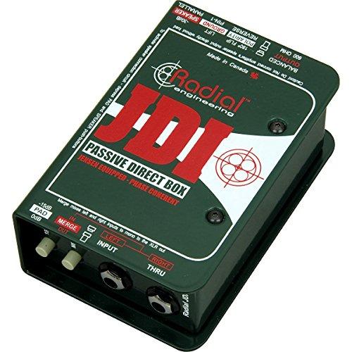 ingenieria-radial-r8001010jdi-single-channel-pasiva-caja-con-jensen-transformer