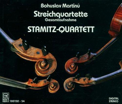 Martinu: the String Quartets [Import anglais]