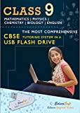 #2: Class 9 Powerful Dynamic CBSE Aligned Tutorials in a Pen Drive