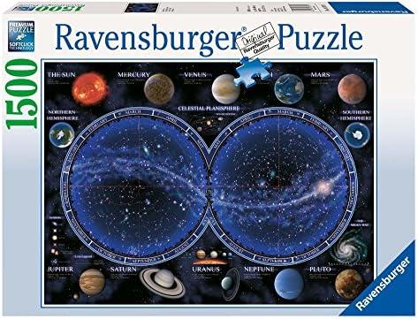Ravensburger Ravensburger Ravensburger - Puzzle - Astronomie - 1500 Pièces 11887a